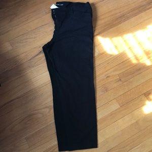 Old Navy Pixie crop dress pants